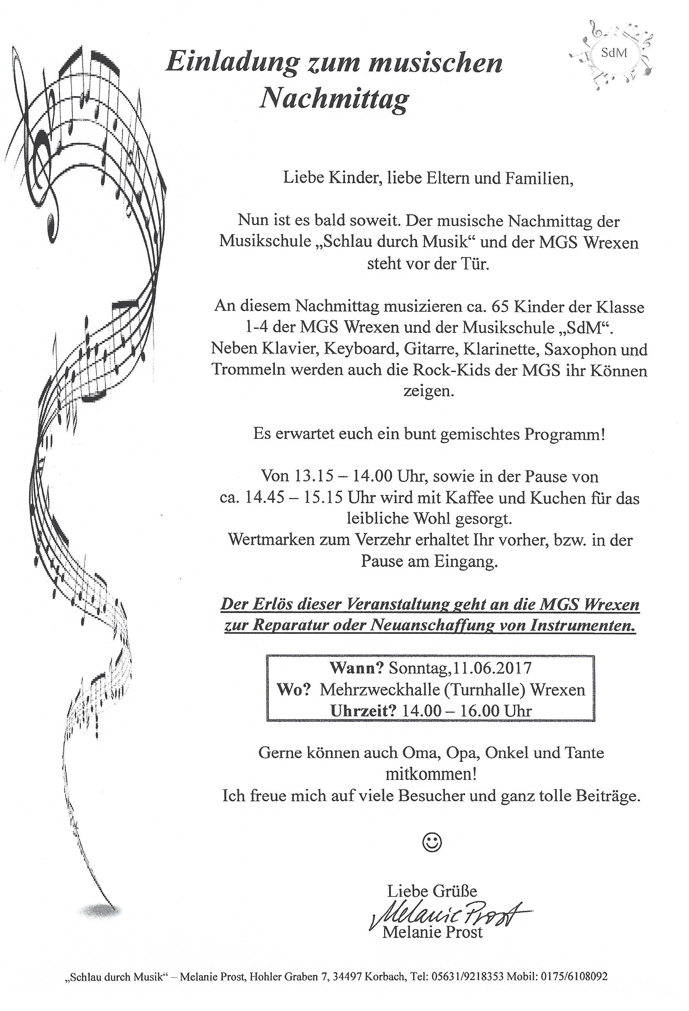 17 06 11 Einladung Musischer Sonntag 2017