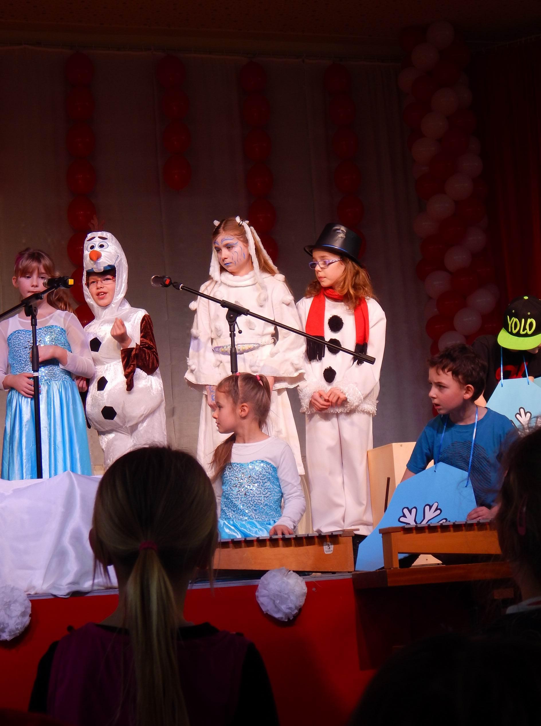 KarnevalWrexen und Schulen musizieren 003