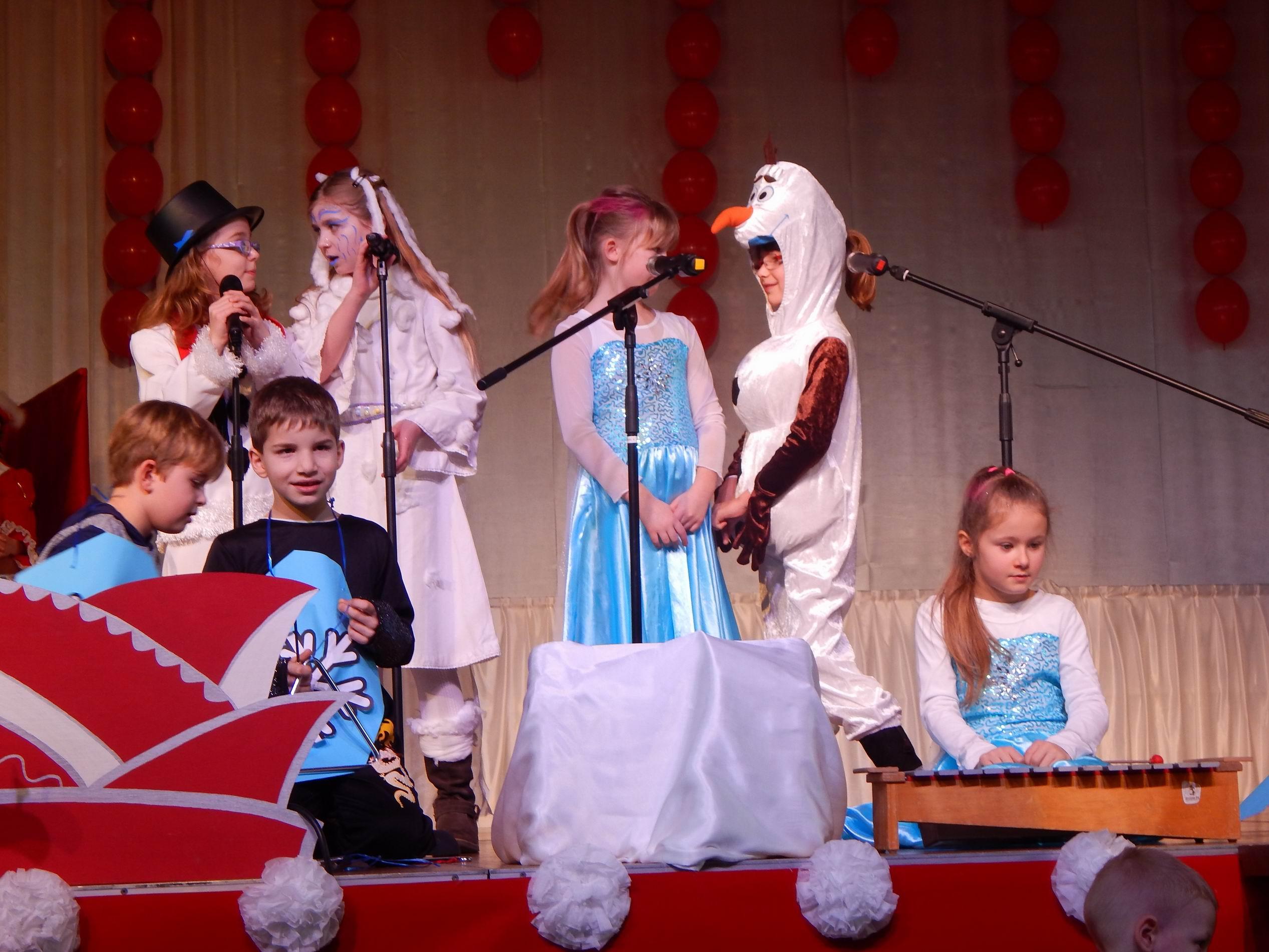 KarnevalWrexen und Schulen musizieren 004